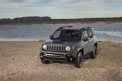 Jeep Renegate 2015 Jeep Renegade Tiniest Jeep Yet Unveiled In Geneva