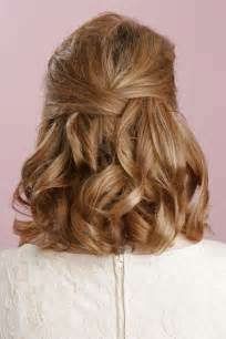 hairstyles worn up pics for gt half up half down hairstyles medium length hair