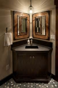 25 best ideas about corner bathroom vanity on pinterest corner sink bathroom corner mirror