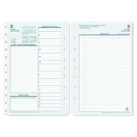 template for franklin covey weekly compass cards franklin covey 33978 classic original ring bound daily