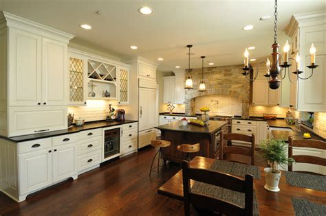 glenview northbrook traditional rustic kitchen rustic