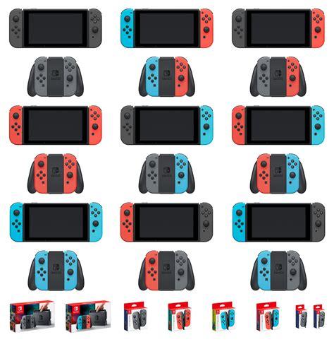 Dijamin Con Nintendo Switch Neon Blue Joycon Second Mulus pre ordering joycon or blue or one of each