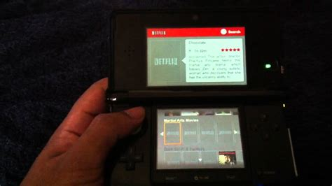 how to watch movies on your nintendo dsi nintendo ds the 3ds spot netflix preview youtube