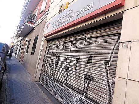 oficina seguridad social cierra la oficina de la seguridad social de santa juliana