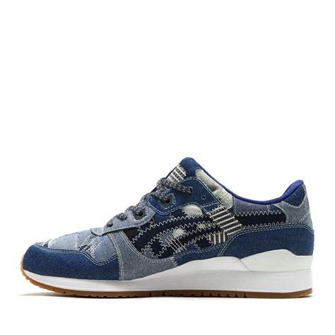 Asics Gel Lyte V Trail Pack Indigo Blue asics tiger gel lyte ii ranru pack indigo blue 5 weartesters