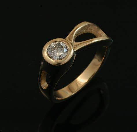 jewelry classes minneapolis two river ring 14k gold crown trout jewelers