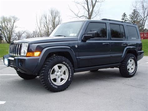 jeep commander lifted lifted jeep commander showme your lifted xk jeep jeep