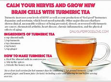 Calm Your Nerves And Grow New Brain Cells With Tumeric Tea ... Friends With Benefits Tumblr Gif