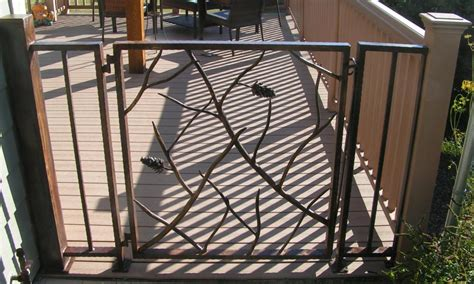 Decorative Gates by Decorative Metal Gates Pictures To Pin On