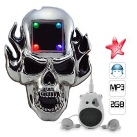 mp skull mp3 scary jane 187 blog archive 187 skull mp3 player belt buckle