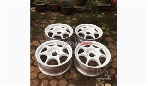 05 Kg White Putih Raflesia Bengkulu Potensi Cat Eye velg kid s racing made in japan mint condition