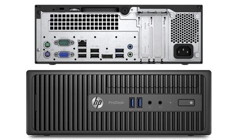Hp Prodesk 400 G3 Mt With Intel I5 6500 Windows 10 hp prodesk 400 g3 desktop pc with intel i5 6500 cpu 4gb ram and 500gb hdd keyboard and
