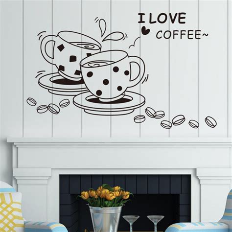 cheap kitchen wall decor ideas online get cheap coffee kitchen decor aliexpress com