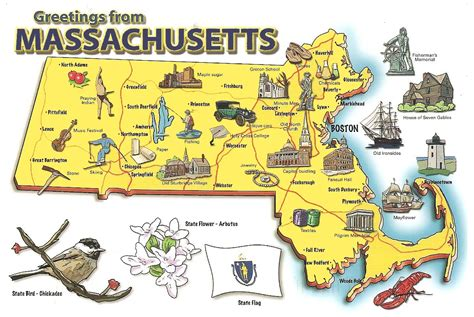 massachusetts state map massachusetts cis maps of massachusetts statemap cismapshtm