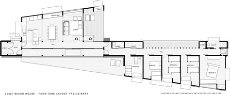 house plans by architects tutukaka house in new zealand by crosson clarke carnachan