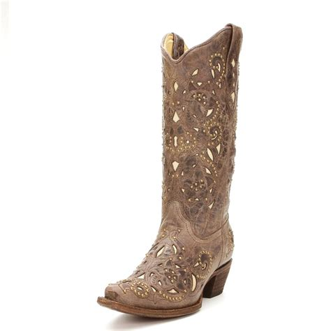 coral boots corral crater inlay boots shoes