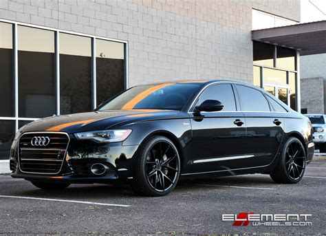 audi a6 modified pics for gt white audi a6 black rims