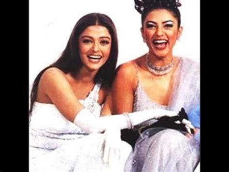 sushmita sen and aishwarya rai sushmita sen talks about aishwarya rai sushmita sen