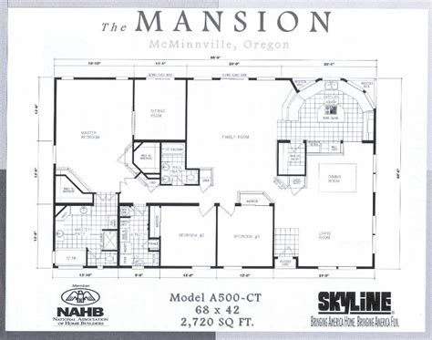 floor plans blueprints mansion floor plans