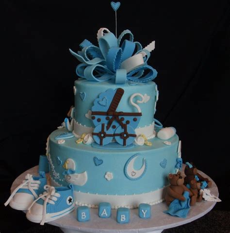 Baby Shower Cakes For Boys by Cake Ideas For Boy Baby Shower Baby Shower For Parents