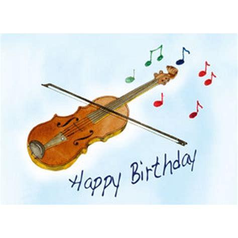 happy birthday instrumental violin mp3 download ecobos shop greeting card violin music quot happy birthday quot
