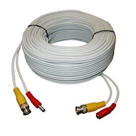 Kabel Cctv Jadi 10mtr Rg59 Bnc Power Dc diysecuritycameraworld wholesale cctv security