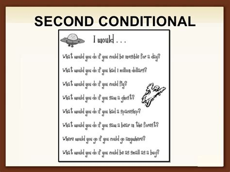 pattern of first conditional sentences conditional sentences grammar