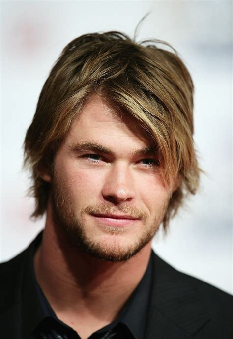 chris hemsworth hairstyles image gallery thor hairstyle