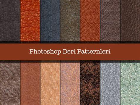photoshop pattern nedir photoshop i 231 in 14 adet deri patternleri gen 231 grafiker