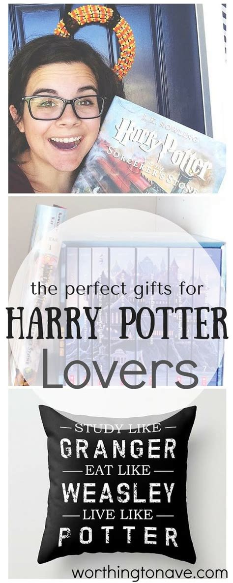 gifts for harry potter fans the gifts for harry potter fans a book