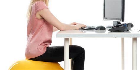 Sitzball Als Bürostuhl sitzball als alternative zum b 252 rostuhl schwadke news