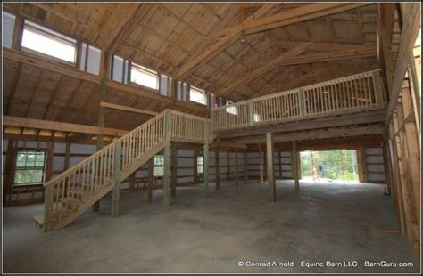 Gambrel Roof Barn Plans by Barn Home Cypress Wood Siding Monitor Style