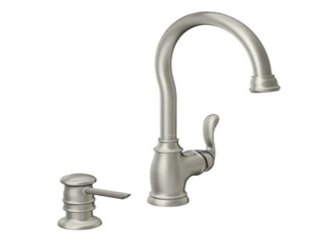 troubleshooting moen kitchen faucets