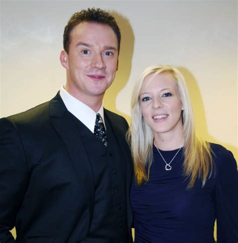 russell christopher opera singer why russell watson dumped the wife who wore dresses from