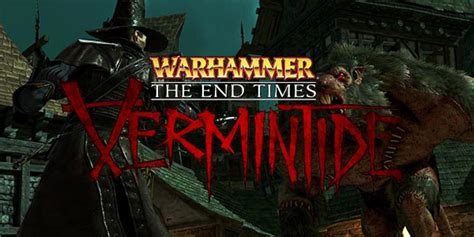 Kaset Ps 4 Warhammer The End Time Vermintide warhammer vermintide comes to xbox one and ps4 this fall