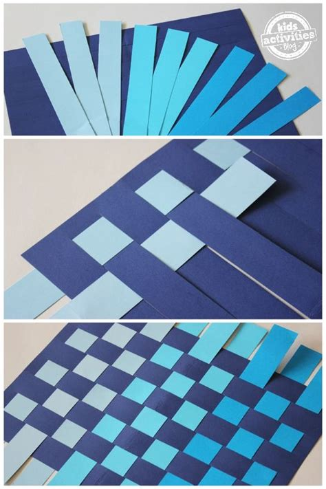 Paper Weaving Craft - 12 paper weaving projects ideas for newbies and pros diy