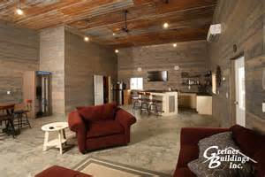 home store design quarter custom pole barn homes iowa illinois greiner buildings
