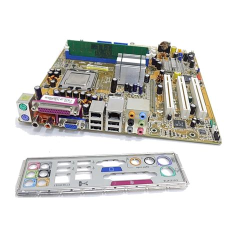 Ram Hp Asus genuine hp asus pgtd la asus motherboard includes cpu ram and 90 day warranty the room that