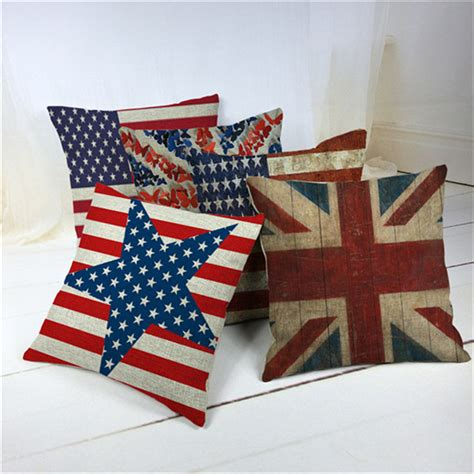 Pillow Wholesalers Usa by Buy Wholesale Cotton American Flag From China
