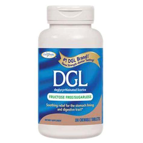 Dgl Detox by Enzymatic Therapy Dgl Deglycyrrhizinated Formula
