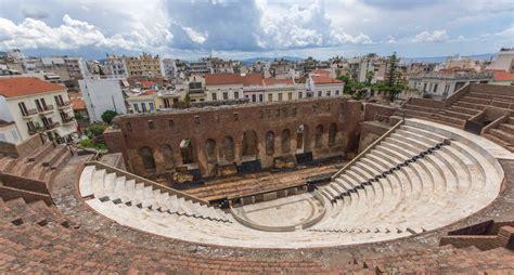 greek theatre ancient greece rob roznowski producing work abroad msutoday michigan