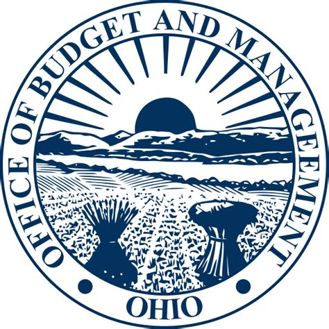Office Of The Budget by File Seal Of The Ohio Office Of Budget And Management Svg