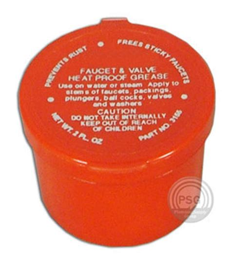 Faucet Lubricant by Food Grade Multipurpose Lubricants Lube 174 Non Toxic
