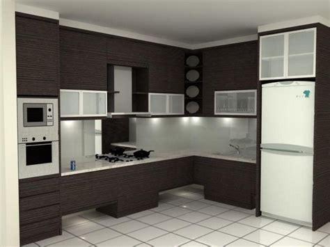 gambar kitchen set hpl glossy minimalis modelkitchensetnya