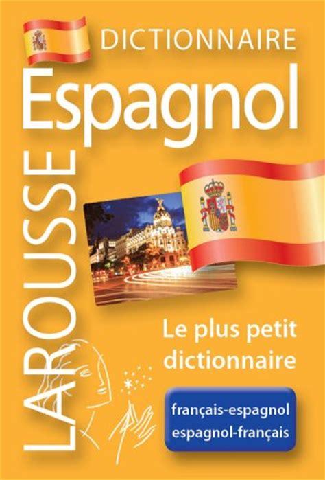 libro vocabulaire espagnol plus e b o o k t 233 l 233 charger larousse micro espagnol le plus petit dictionnaire droit