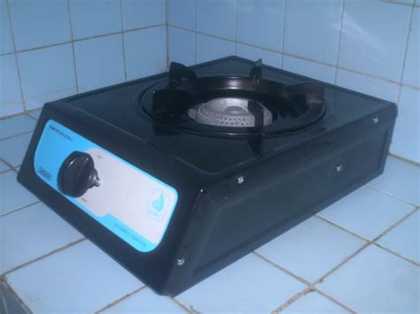 Kompor Gas Yang Satu Mata merawat kompor gas lucu keindahan tehnologi