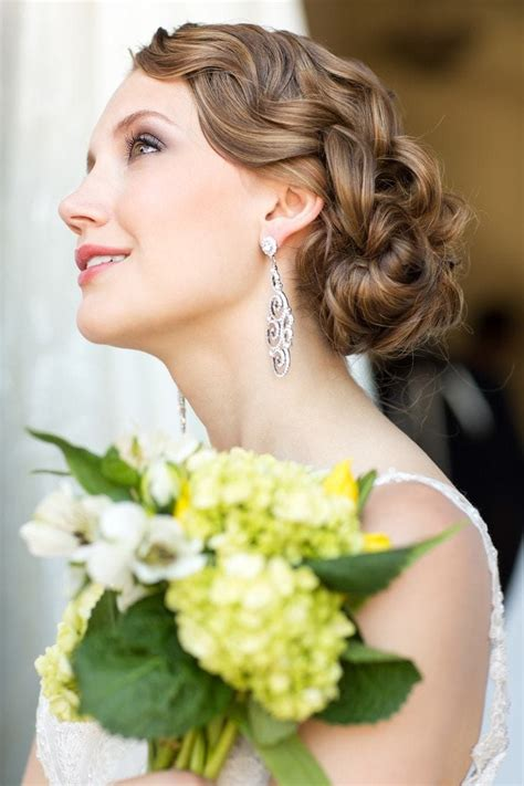 Wedding Hairstyles No Curls by Vintage Wedding Hairstyles To Inspire Your Wedding
