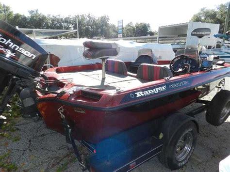 used ranger boats for sale in north dakota used 1995 ranger boats r72 sport for sale in leesburg