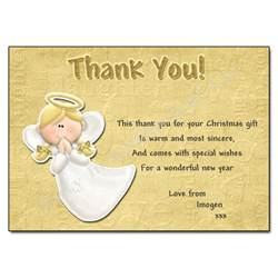 blessings thank you note
