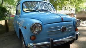 Fiat 600 Restoration Fiat 600 Small Car Big Restoration Jim S Garage